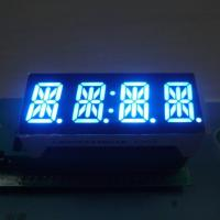 Buy cheap SGS Anode 14 Segment Alphanumeric Led Display For Stb Car Radio product