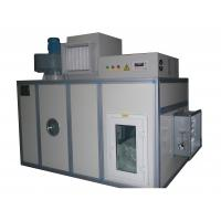 Buy cheap Compact Industrial Desiccant Air Dryer with Rotor Dehumidifying for Dry Air product