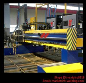 Buy cheap Chama/plasma industriais da máquina de corte do CNC com sistema de Hypertherm DEGD do americano product