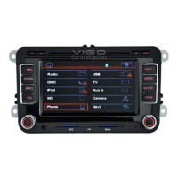 Buy cheap Car Navigation System GPS/ VW Sat Nav DVD 3d Navigation Menu product