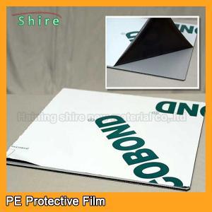 Medium Adhesive Strength Sheet Metal Protective Film 30M - 2000M Width