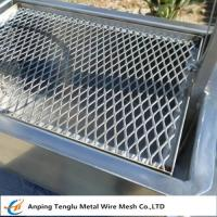 Buy cheap Expanded Metal Barbecue Grill|Disposable or Recycled BBQ Grille 0.5Thickness product