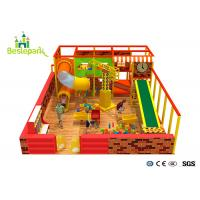 Buy cheap Construction Site Kids Indoor Playground For Commercial Center product