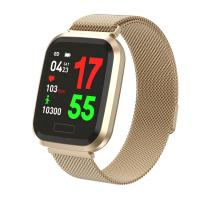 Buy cheap Fitness Bright Wrist Smart Watch Supports Gps product