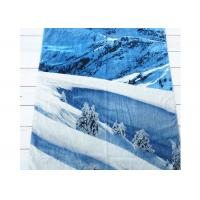 Buy cheap Travel Cotton Beach Towels Promotional Printed 80cm*140cm For Adult from wholesalers