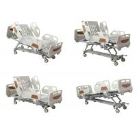 Buy cheap Central Braking System five function Electric Hospital Bed ICU electric bed from wholesalers
