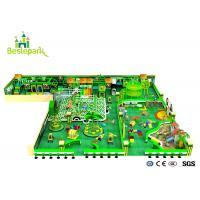 Buy cheap Customized Size PE Plastic Kids Indoor Play Gym For Restaurant ECO - Friendly product