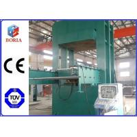 Buy cheap Frame Type Rubber Vulcanizing Equipment 16MPa Working Oil Pressure product