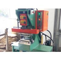Buy cheap Automatic Hydraulic Punching Machine 1.5KW Industrial Hole Punch Machine product