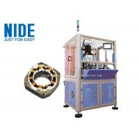 Buy cheap Inner Winder Electric Motor Winding Machine High Automation For Brushless Motor product