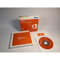 Buy cheap Microsoft Office Home Business 2016 Retail Box , Support 1 User License Key Office 2016 product