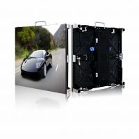 Buy cheap 3.91mm Pixel Pitch Outdoor Advertising Led Display Screen For Stage / Events from wholesalers