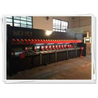 Buy cheap CNC High Accuracy Metal Plate Slotting Machine With Blade Cooling For V Groove product