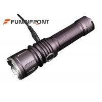 China 350LMs Zoom CREE XPE Q5 LED Flashlight Rechargeable for 200 Meters Long Shot on sale