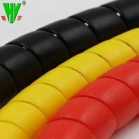 Buy cheap Plastic protective high cover hydraulic hose sleeve flexible hose guard product