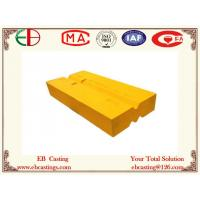 Buy cheap Thick Section High Cr BTMCr26 Blow Bars for Mining Impactor Crushers EB19034 product