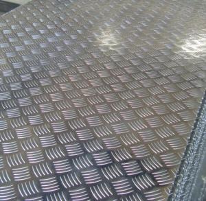 Buy cheap Plat de plancher en aluminium de petit pain 2mm profondément, feuille en aluminium d'Embosssed de plat de bande de roulement product