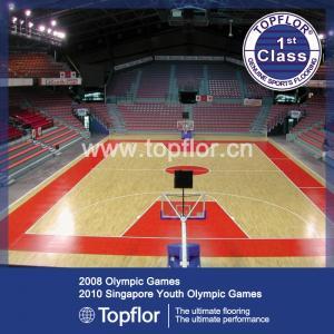 Buy cheap pvc basketball sports flooring product