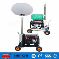 China Explosion proof Portable Led Light Tower on sale