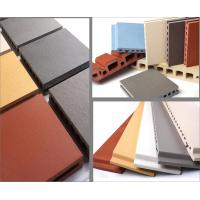 Buy cheap Thermal Insulated Exterior Wall Panels Flame Retardant With Hollow Structures product