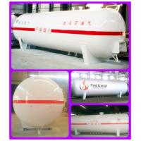 Buy cheap Factory Direct Sale 50000liter LPG Storage Tank product