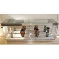 Buy cheap Clear acrylic cabinet with drawer product