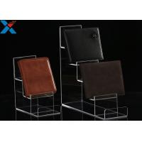 Buy cheap Mobile Phone / Wallet Acrylic Display Stands Multilayer Display Rack Eco - Friendly product