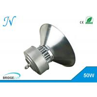 Buy cheap Indoor Energy Saving 50W High Bay Led Lights With Bridgelux Chip product