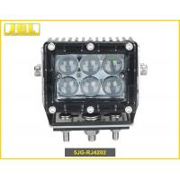 China 30W 12v Work Light Led For Tractors / Excavators , 100000 Hrs Lifespan on sale