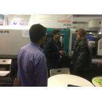 Buy cheap High Effciency Plastic Chair Auto Injection Molding Machine With Clamping System from wholesalers