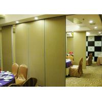 Buy cheap Soundproof  Temporary Room Partitions Decorative Without The Floor Track product