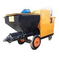 Buy cheap 120L Capacity Wall Plastering Machine Mortar Spray Plaster Machine For Building from wholesalers
