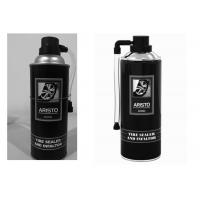 Buy cheap 400ml Auto Care Products Portable Repair Quick Fix Tire Sealer Inflator Spray product