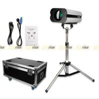Buy cheap Aluminum Alloy 350w Stage Follow Spotlights 0-100 Dimming , 35 Degree Temperatur from wholesalers