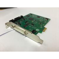 Buy cheap PCI-E Laser Control Card / PCI PCB Controller / PCI-E Card / Laser Marking Board product