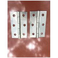 3 Inch Cast Iron Door Hardware Customized Color And Size Rust Proof