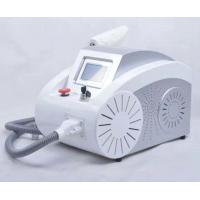 Buy cheap Porable Plastic Digital Tattoo Removal Machine 1064nm , 532nm product