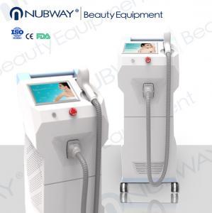 Buy cheap 美容院の&beauty医院のための最もよい808nmダイオードlaser+IPLの毛の取り外し機械 product