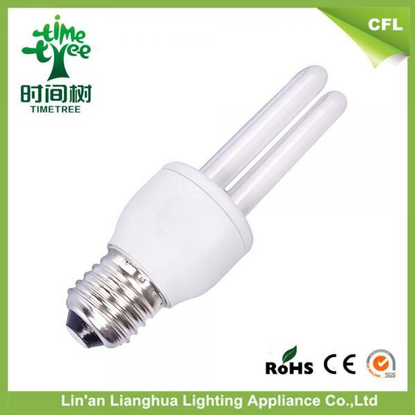 2u Cfl Bulb 9 Wattage U Shaped Fluorescent Light Bulbs
