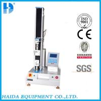 China Electric Tensile Strength Test Machine With Panasonic Servo Motor For Metal / Rubber wholesale