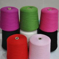 China 12kg/lot Eco-friendly dyed luxurious cashmere yarn on sale