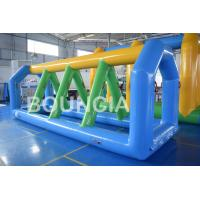 Swimming Pool Inflatable Water Games Equipment With Durable Pvc Tarpaulin Of Inflatablewaterpark