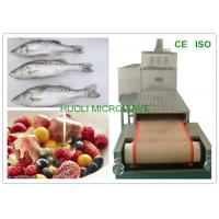 Buy cheap Microwave Food Thawing Machine For Frozen Fish Meat Seafood product
