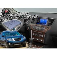 China Nissan Pathfinder Android Auto Interface Voice Activate With Plug & Play Easy Installation on sale