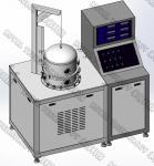 Buy cheap Thermal Filament Vacuum Metalizing Machine Carbon Jet Coating PLC Control Compact Design product