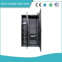 Buy cheap Ventilation Cooling Micro Modular Data Center With Monitoring Security Systems from wholesalers