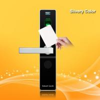 China Contactless RFID Card Door Lock 390*75*32mm 6-12 Months Power Lifetime on sale