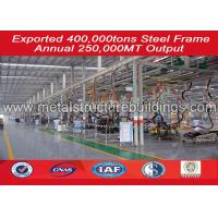 Buy cheap Q345b Portable Steel Structure Prefab Workshop Buildings Light Weight product