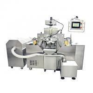 Buy cheap Automatic Fish Oil , Cosmetic Softgel Encapsulation Machine / Soft Gel Capsule Machine product