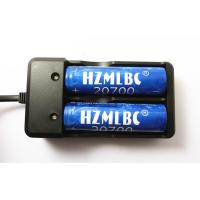 Buy cheap 20700 * 2 3.7 V Rechargeable Battery Charger 2A For E Cigarette Vapes Box Mod product